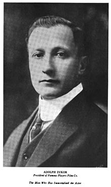 Adolph Zukor Quotes